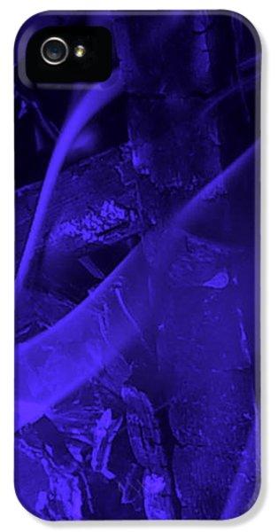 iPhone 5 Case - Violet Shine I by Orphelia Aristal