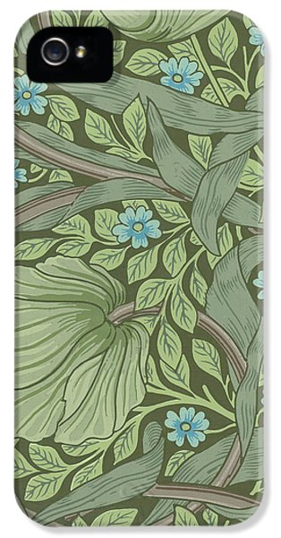 Wallpaper Sample With Forget-me-nots IPhone 5 Case