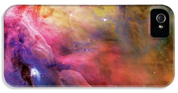 Warmth - Orion Nebula IPhone 5 Case by Jennifer Rondinelli Reilly - Fine Art Photography
