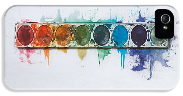 Water Colors IPhone 5 Case