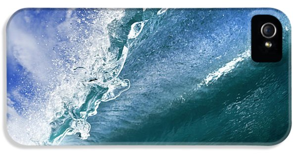 Water Confetti IPhone 5 Case