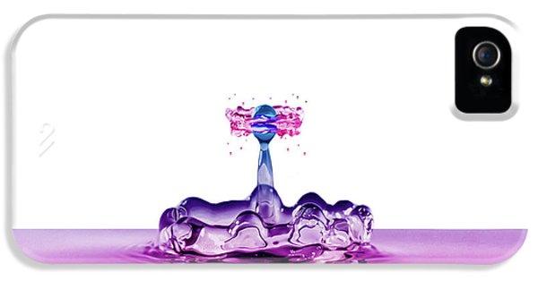 Water-king IPhone 5 Case by Mathias Janke