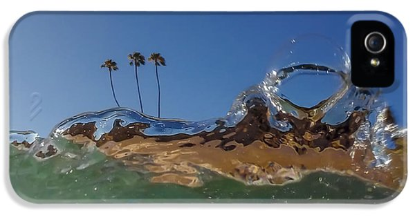 Water Works IPhone 5 Case by Sean Foster