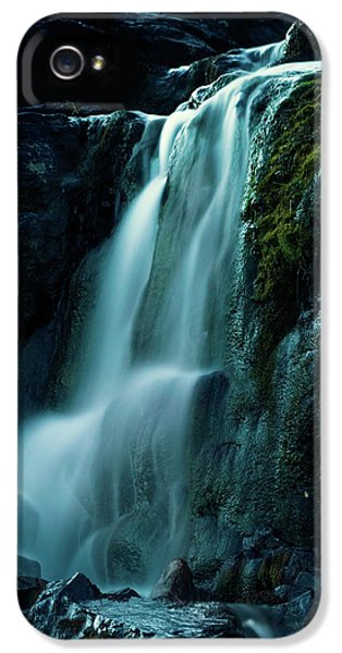 Waterfall IPhone 5 Case by Arto Marttinen