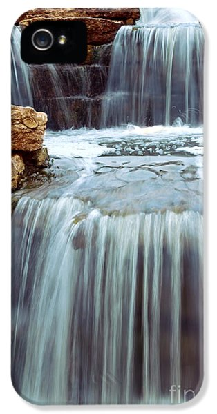 Waterfall IPhone 5 Case by Elena Elisseeva