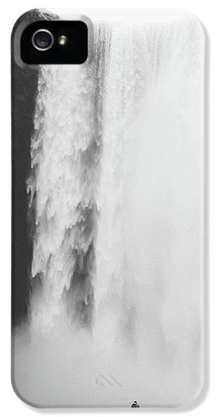 Waterfall IPhone 5 Case by Happy Home Artistry