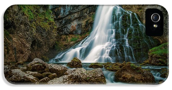 Waterfall IPhone 5 Case by Martin Podt