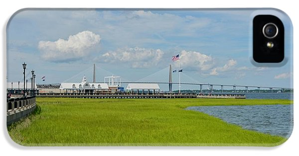 Waterfront Park Charleston IPhone 5 Case