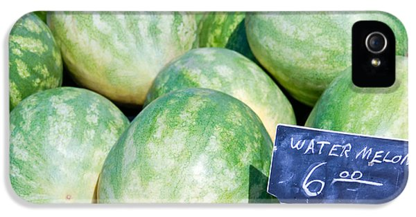 Watermelons With A Price Sign IPhone 5 Case