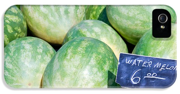 Watermelons With A Price Sign IPhone 5 / 5s Case by Paul Velgos