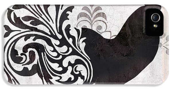 Rooster iPhone 5 Case - Weathervane II by Mindy Sommers
