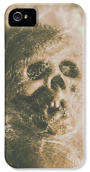Webs And Dead Heads IPhone 5 Case