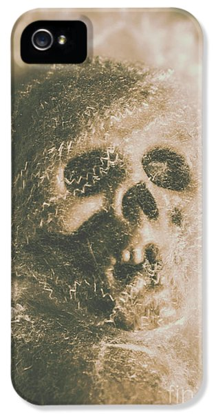 Webs And Dead Heads IPhone 5 / 5s Case by Jorgo Photography - Wall Art Gallery