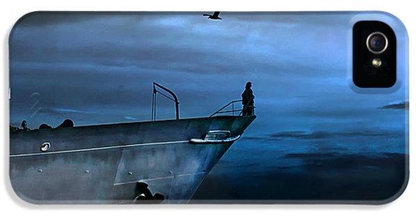 West Across The Ocean IPhone 5 / 5s Case by Joachim G Pinkawa