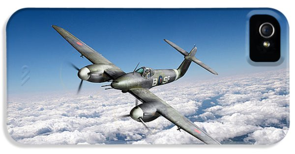 IPhone 5 Case featuring the photograph Westland Whirlwind Portrait by Gary Eason