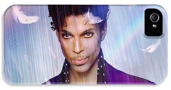 Dove iPhone 5 Case - When Doves Cry by Mal Bray
