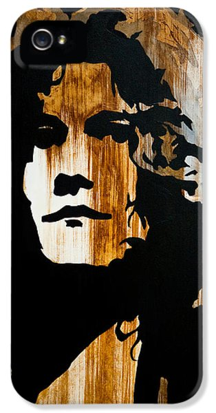 When Movin Through Kashmir  IPhone 5 Case by Brad Jensen