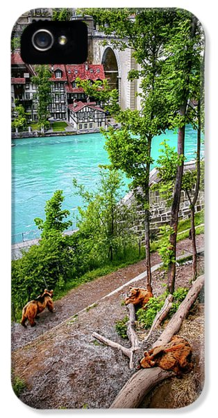Where's Goldilocks? Bern Switzerland  IPhone 5 Case