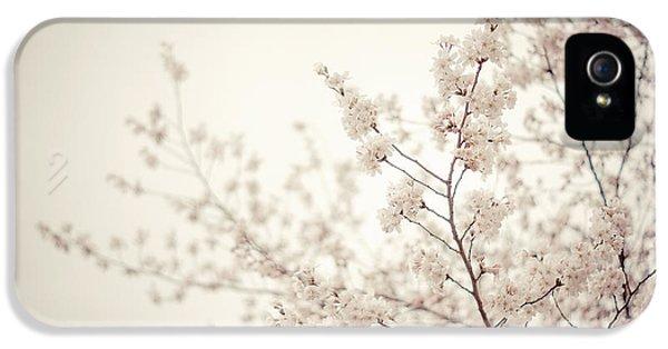 Whisper - Spring Blossoms - Central Park IPhone 5 Case