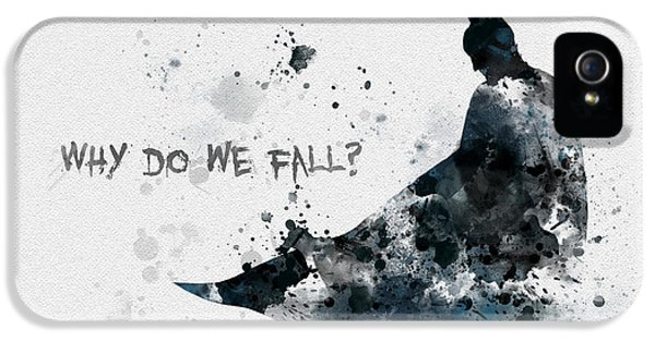 Why Do We Fall? IPhone 5 Case