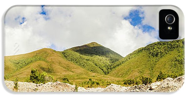 Wide West Coast Of Tasmania IPhone 5 Case by Jorgo Photography - Wall Art Gallery