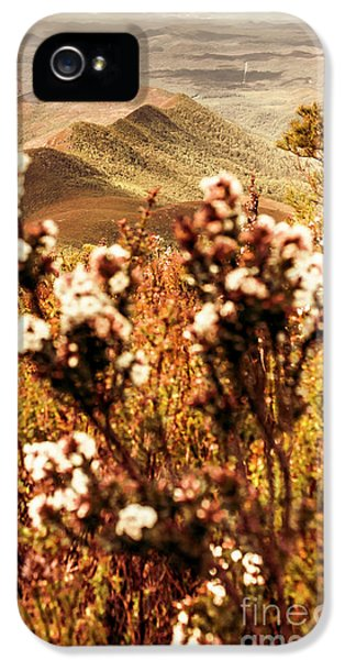 Mount Rushmore iPhone 5 Case - Wild West Mountain View by Jorgo Photography - Wall Art Gallery