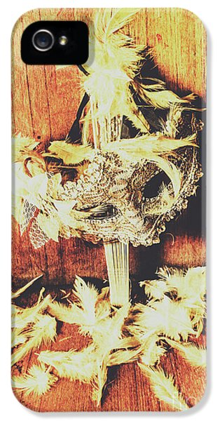 Wild West Saloon Dancer Still Life IPhone 5 Case by Jorgo Photography - Wall Art Gallery
