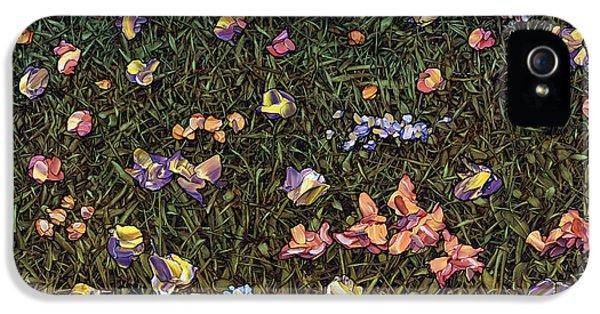 Wildflowers IPhone 5 Case