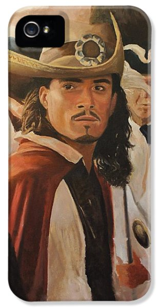 Will Turner IPhone 5 Case