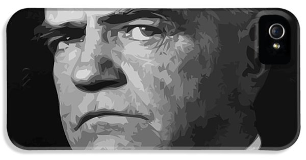Bull iPhone 5 Case - William Bull Halsey by War Is Hell Store