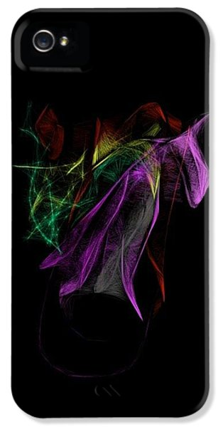 iPhone 5 Case - Wilted Tulips by Kerri Thompson