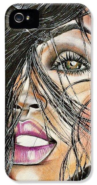 iPhone 5 Case - Windy Daze by Artist RiA