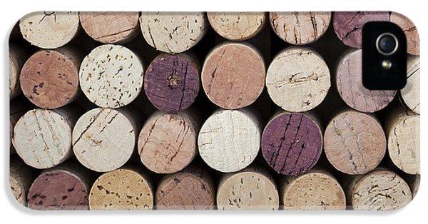 Wine Corks  IPhone 5 Case by Jane Rix