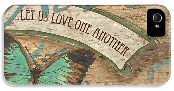 Wings Of Love IPhone 5 Case