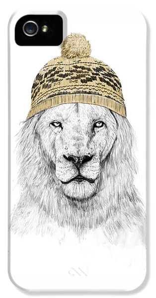 Portraits iPhone 5 Case - Winter Is Coming by Balazs Solti