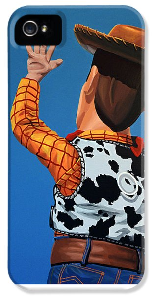 Woody Of Toy Story IPhone 5 Case