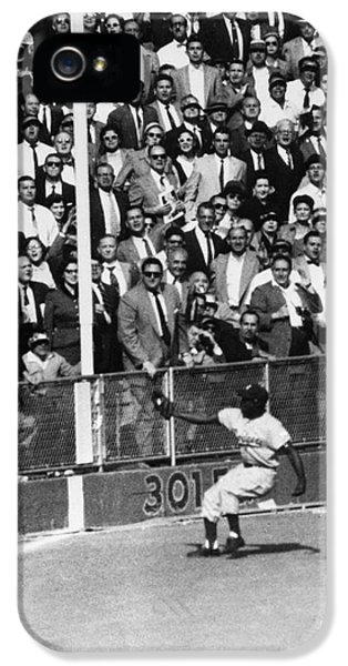 World Series, 1955 IPhone 5 / 5s Case by Granger