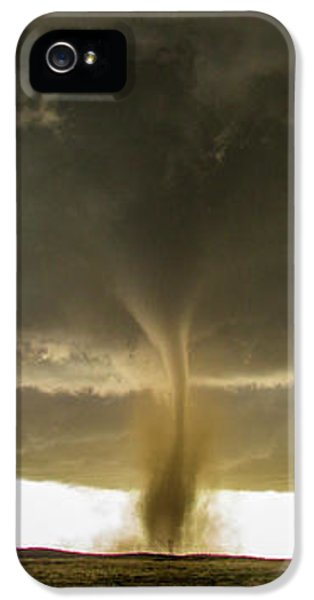 Nebraskasc iPhone 5 Case - Wray Colorado Tornado 060 by NebraskaSC