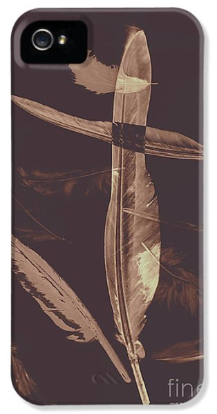 Writers Guild Abstract IPhone 5 Case by Jorgo Photography - Wall Art Gallery