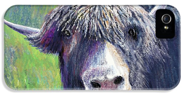 Yakity Yak IPhone 5 Case by Arline Wagner