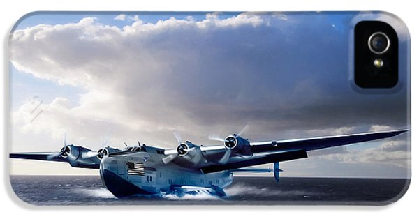 Yankee Clipper IPhone 5 Case by Peter Chilelli