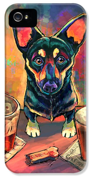 Yappy Hour IPhone 5 / 5s Case by Sean ODaniels