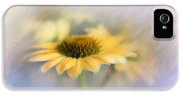 Yellow Coneflower II IPhone 5 Case