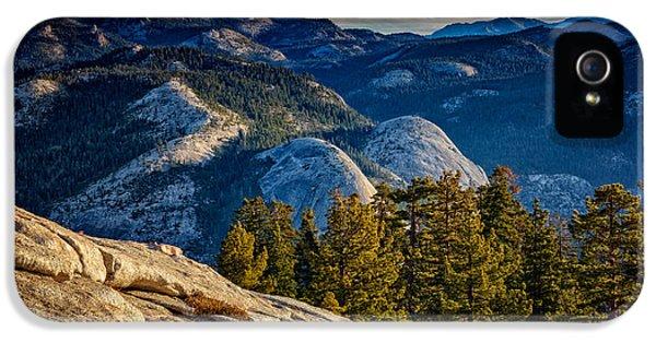 Yosemite Morning IPhone 5 Case by Rick Berk
