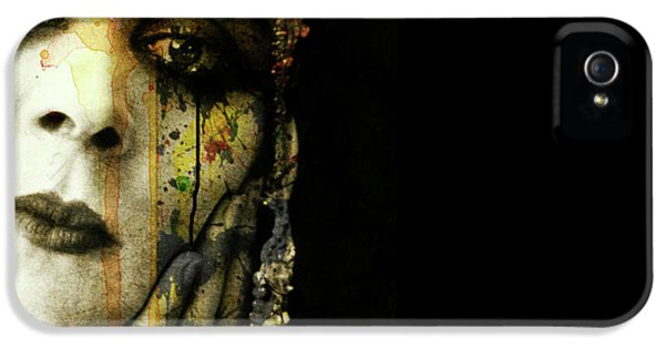 You Never Got To Hear Those Violins IPhone 5 Case by Paul Lovering