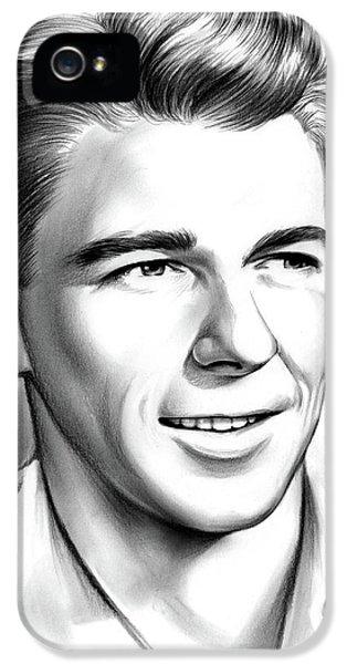 Young Reagan IPhone 5 Case