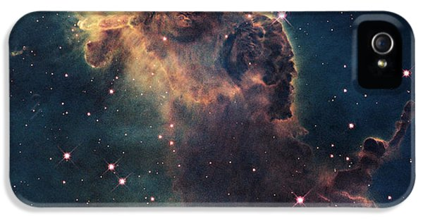 Young Stars Flare In The Carina Nebula IPhone 5 Case