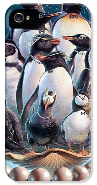 Zoofari Poster 2004 The Penguins IPhone 5 Case