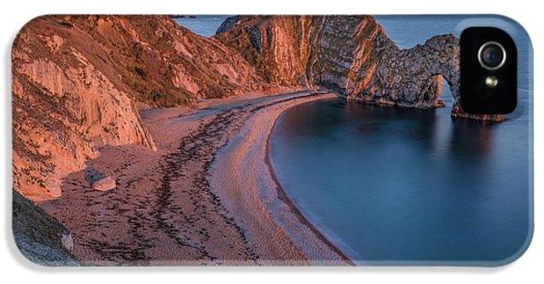 Dorset iPhone 5 Case - Durdle Door - England by Joana Kruse