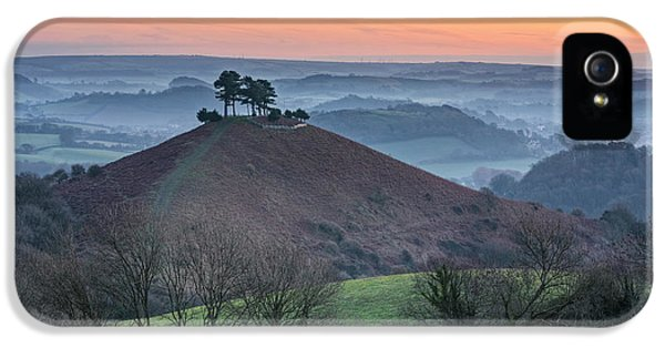 Dorset iPhone 5 Case - Colmers Hill - England by Joana Kruse